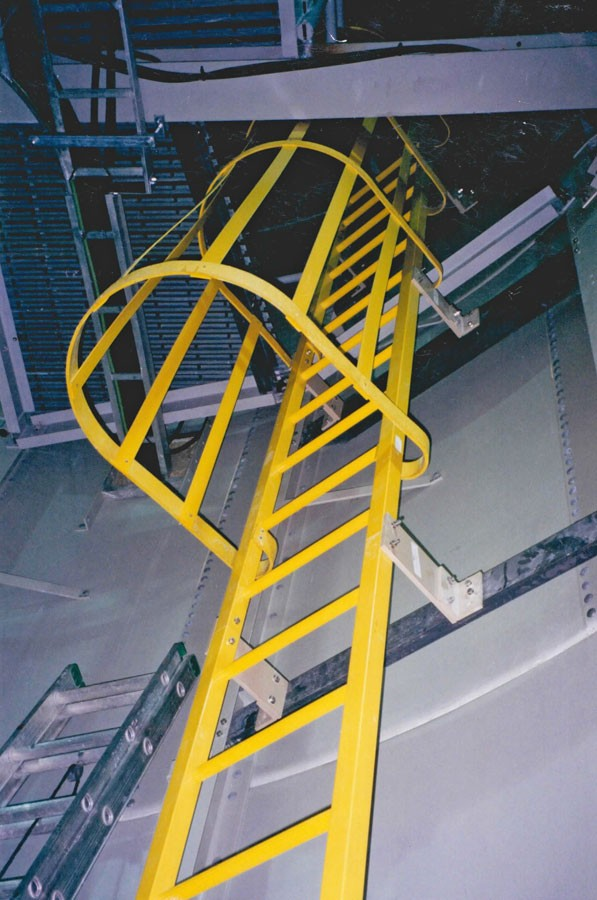 Fiberglass Ladders Prices And Delivery National Grating