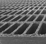 FRP's performance in harsh chemicals makes it the worthy non-corroding alternative to steel grating