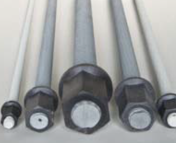 FRP Threaded Rods and Nuts from National Grating offer superior performance and a great price.