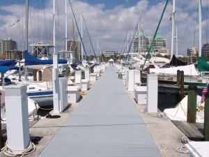 pultruded fiberglass grating walkways - in stock and ready to ship