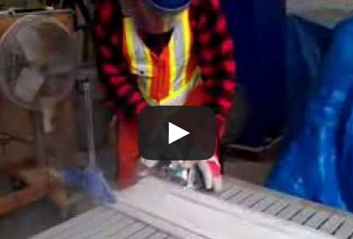 How to Cut FRP Grating