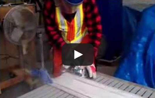 How To Cut Fiberglass Grating National Grating