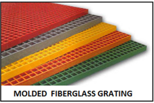 Molded Floor Grating