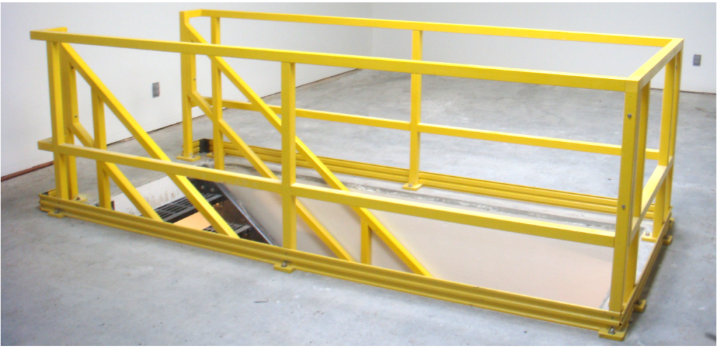 Fiberglass_Railing_System - National Grating - fast quote and delivery